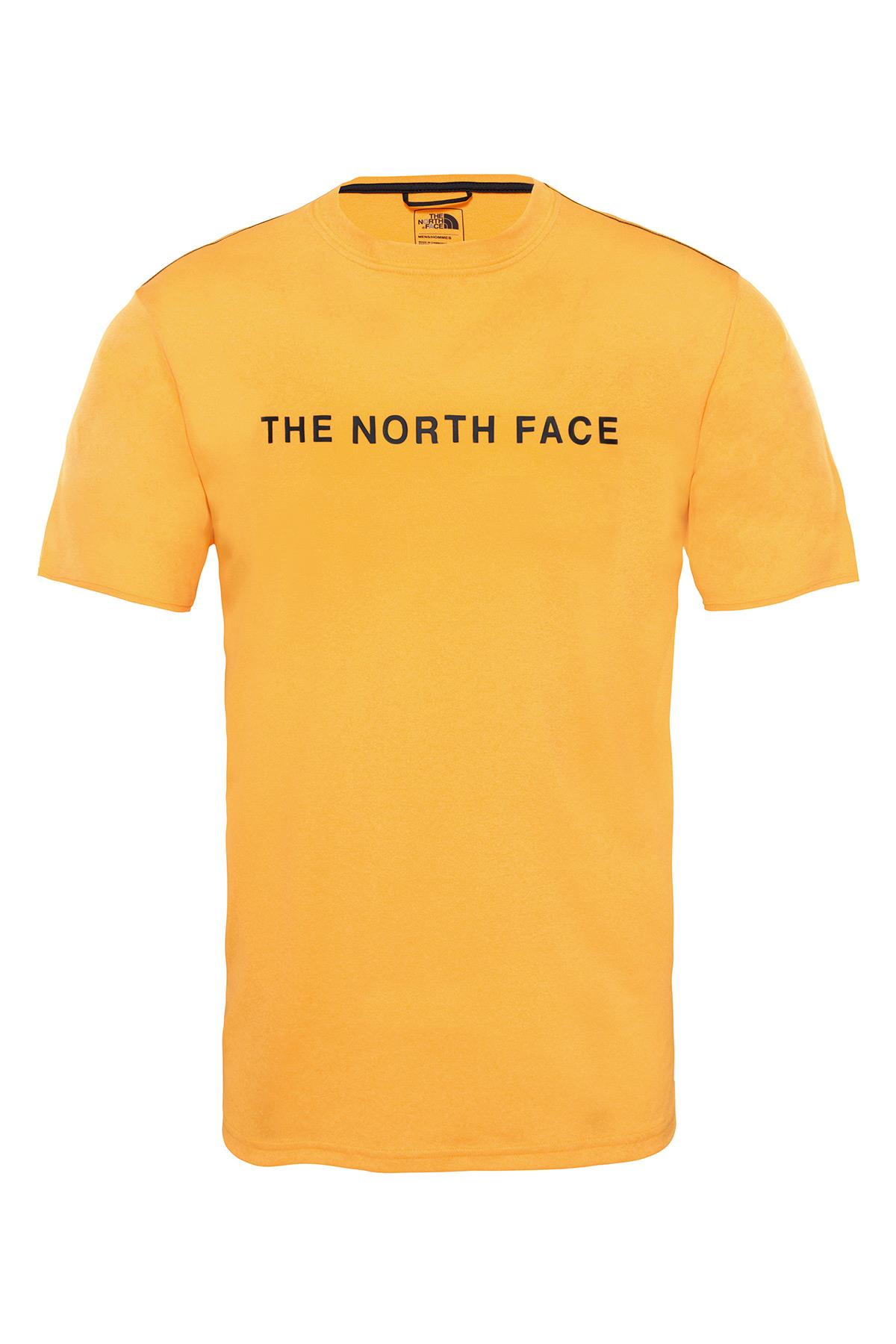 The Northface Erkek Train N Logo S/S Tee - Eu T93Uwvj0F Tişört