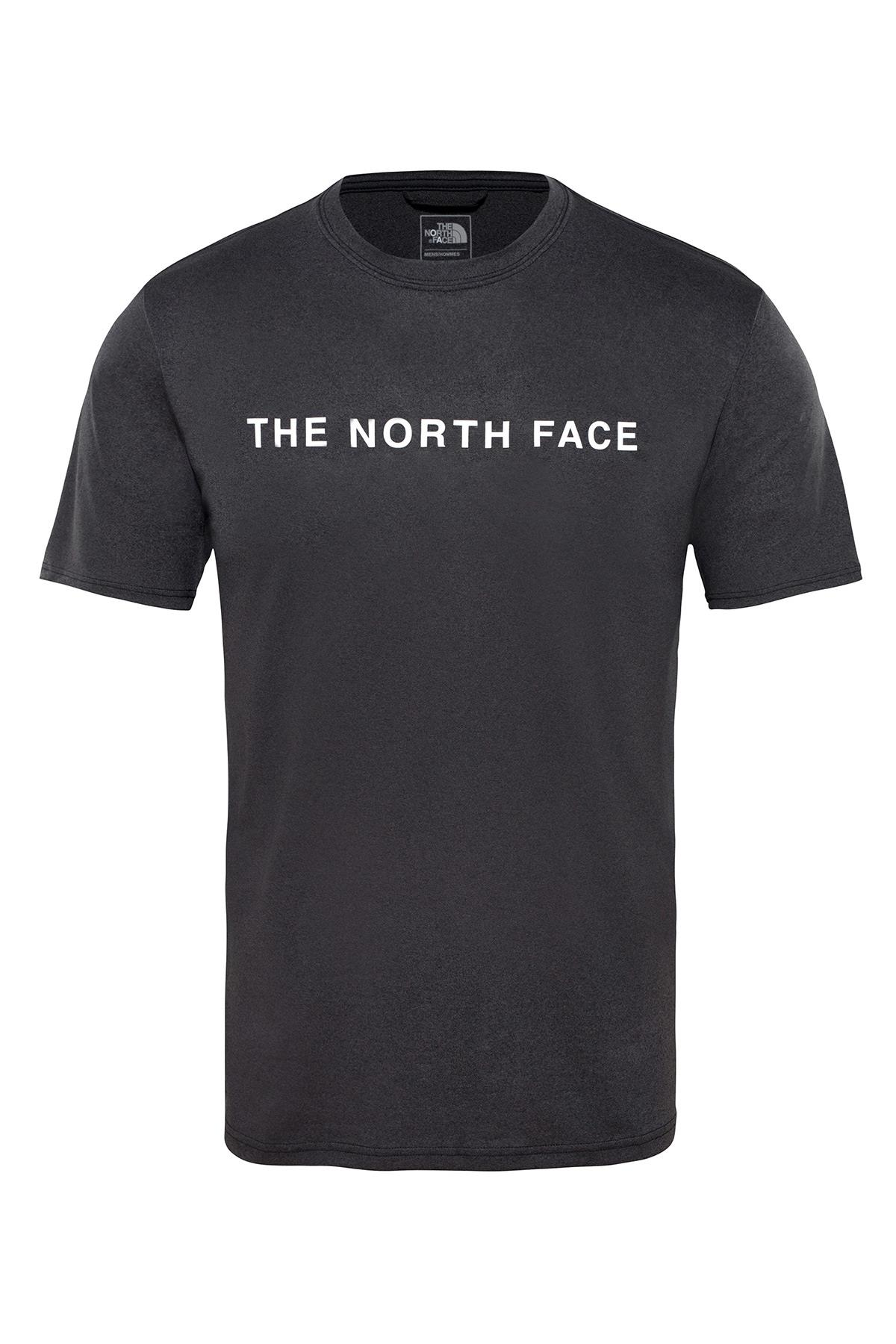 The Northface Erkek Train N Logo S/S Tee - Eu T93Uwvks7 Tişört