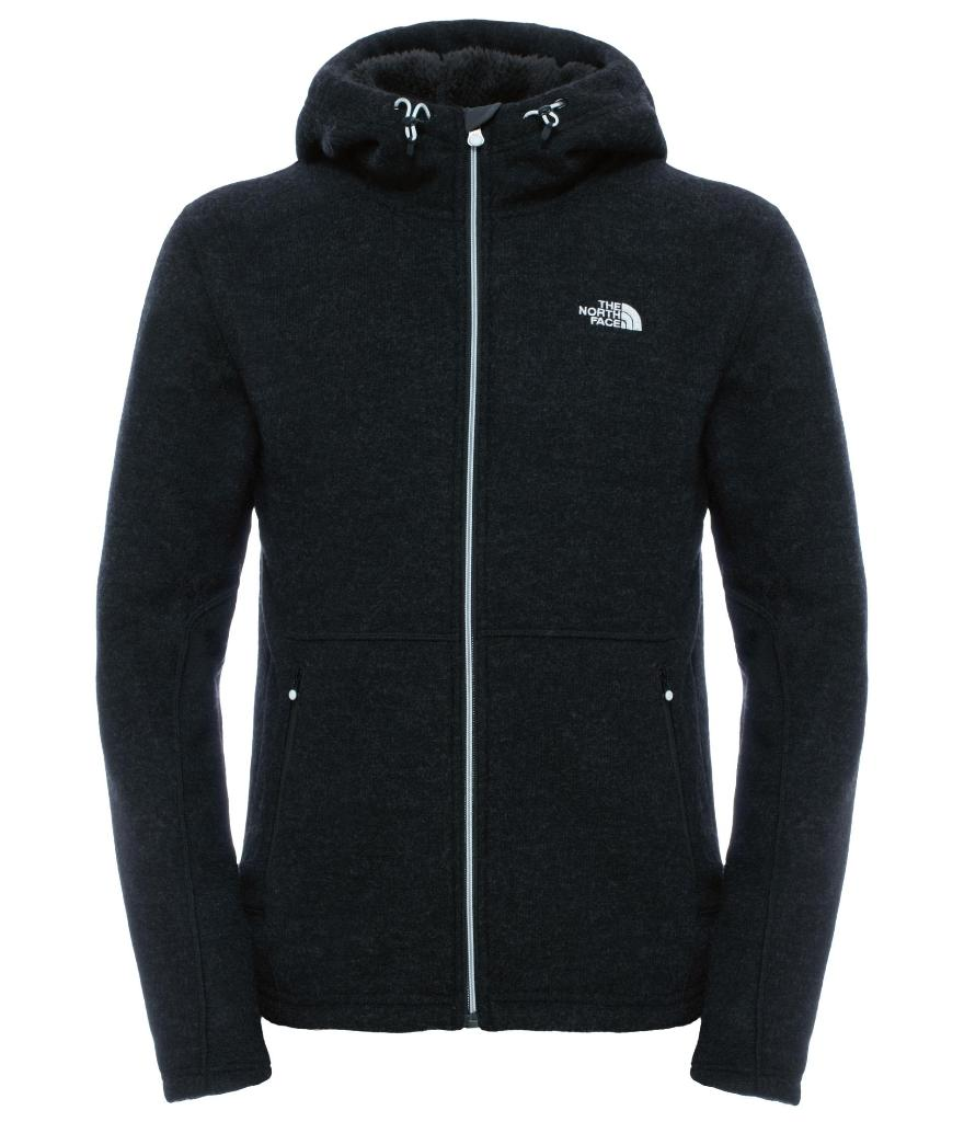 The North Face Erkek Zermatt Full Zip Hoodie Ceket T0Cf98Kbn