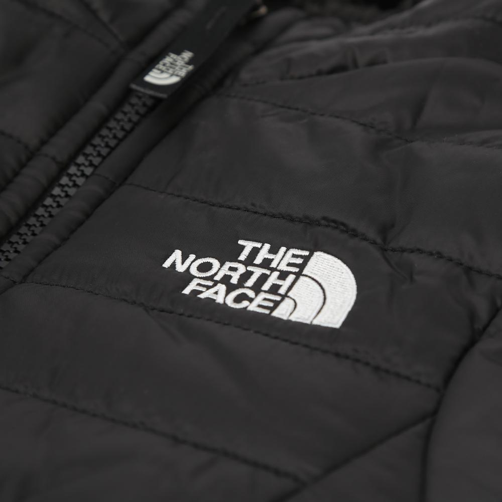 The North Face G Çift Taraflı Mossbud Swirl Çocuk Ceket T0CN01JK3