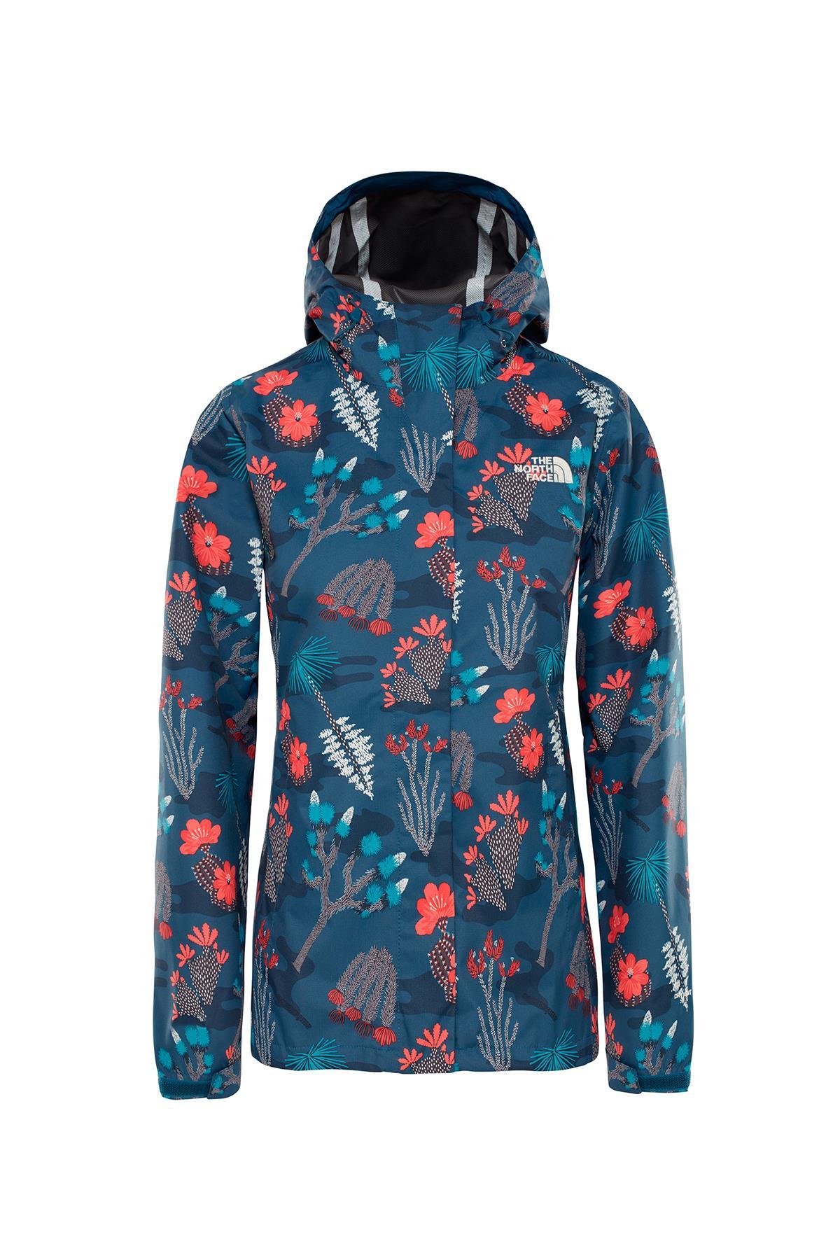 The Northface Kadın Print Venture Jacket T93Ktb9Hn Ceket