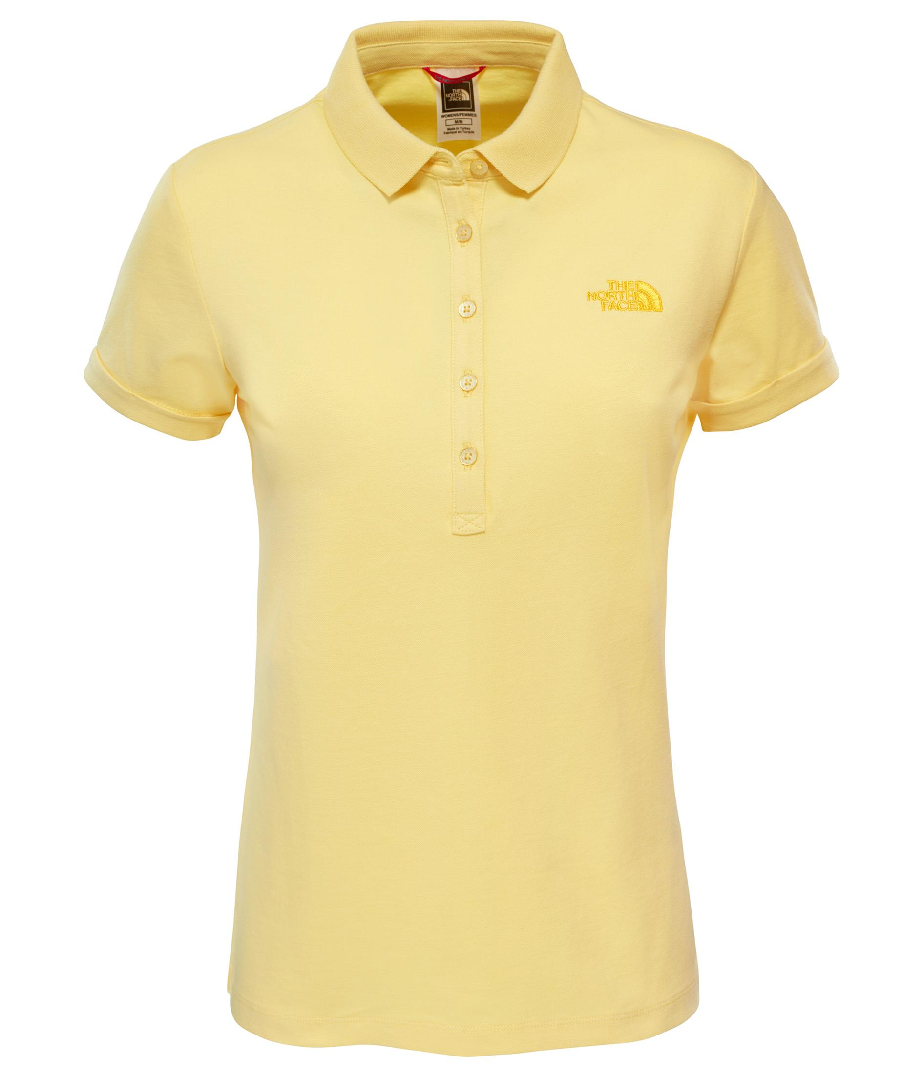 The Northface Kadın S/S Polo T0Cd4Jnyb