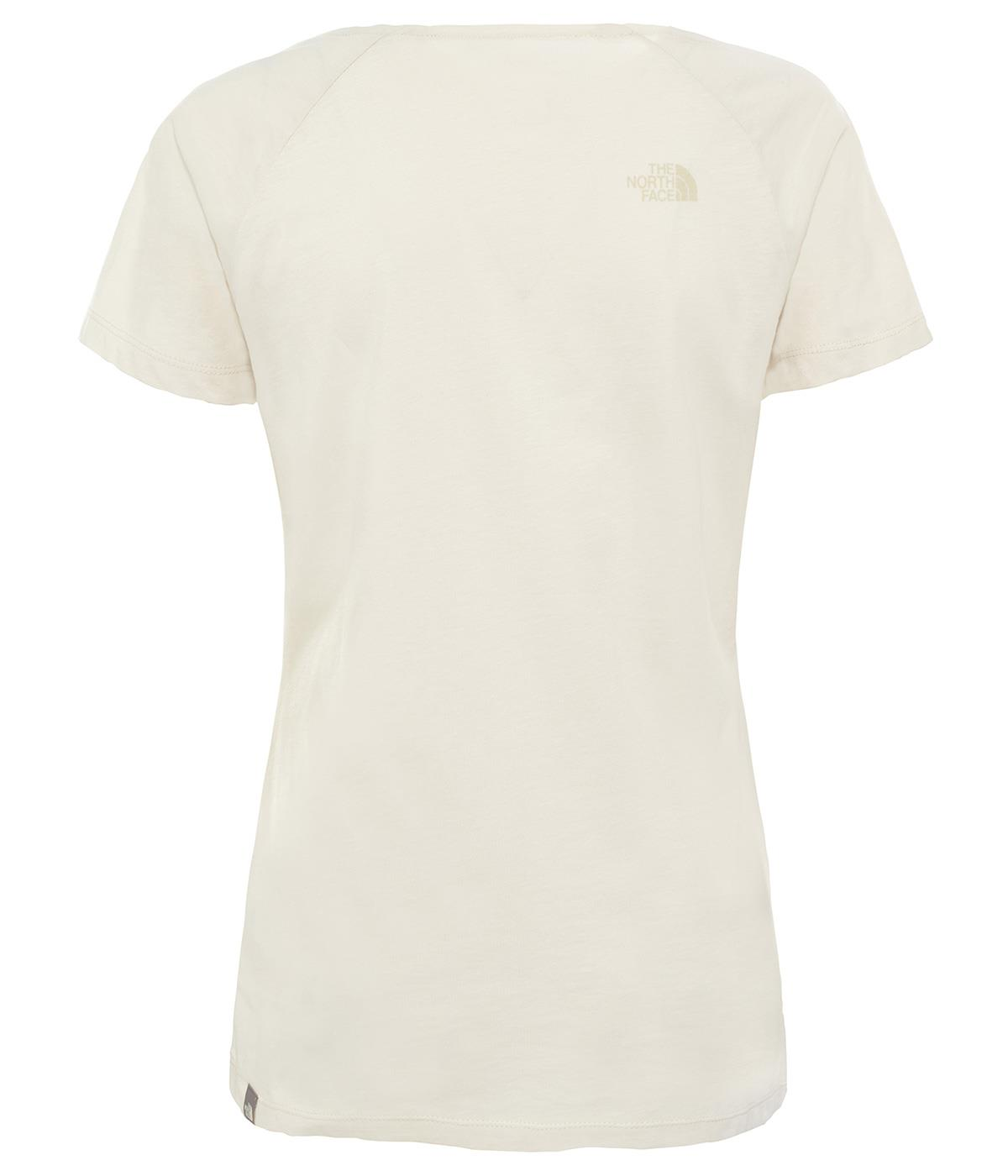 The Northface Kadın S/S Raglan Simple Dome Tee-Eu T93Box11P Tişört