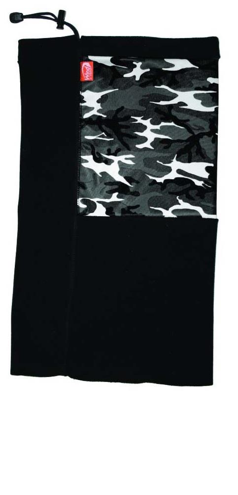 Tubb Pro Camouflage Black Wdtr171