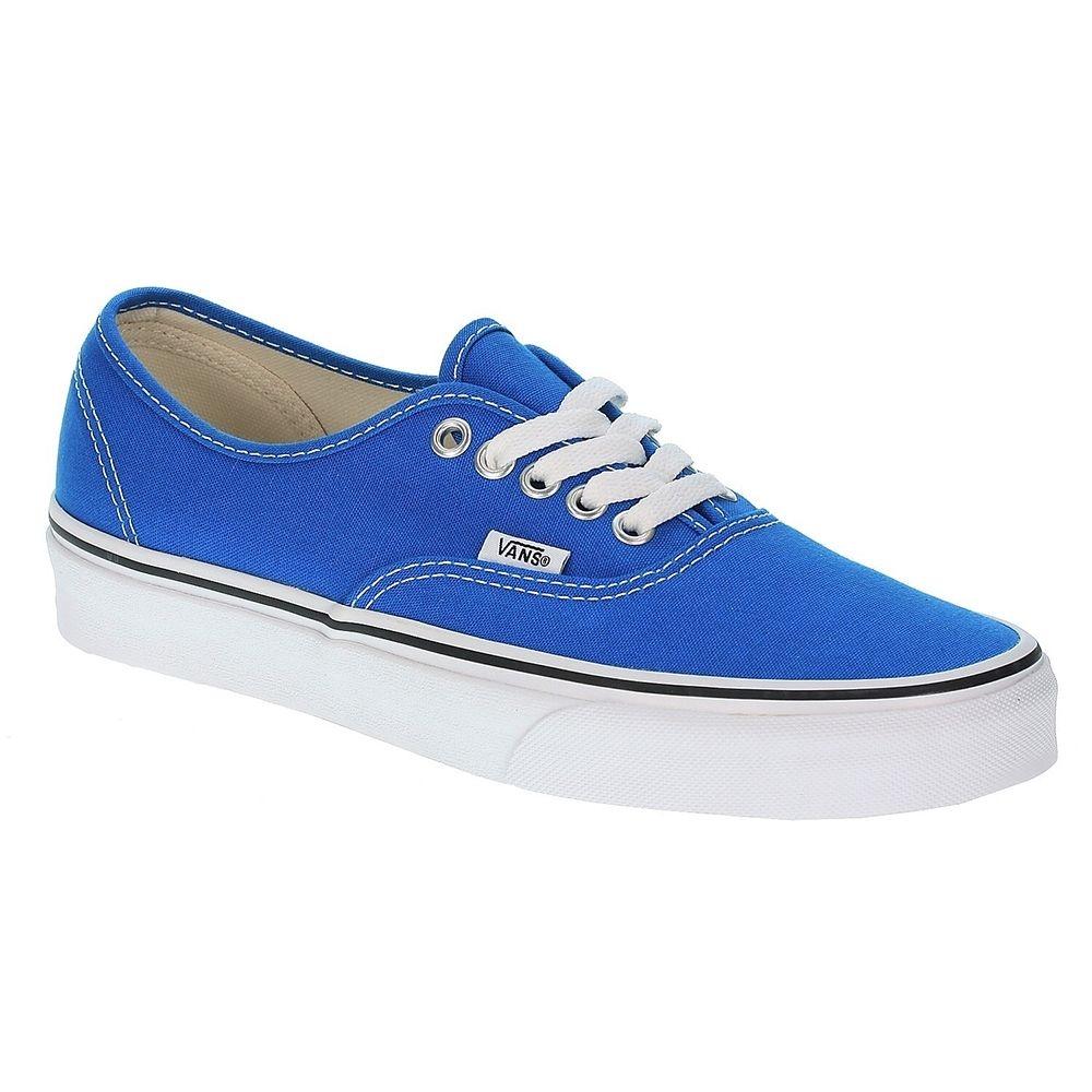Vans Authentic Çivit Mavisi Beyaz Unisex Ayakkabı