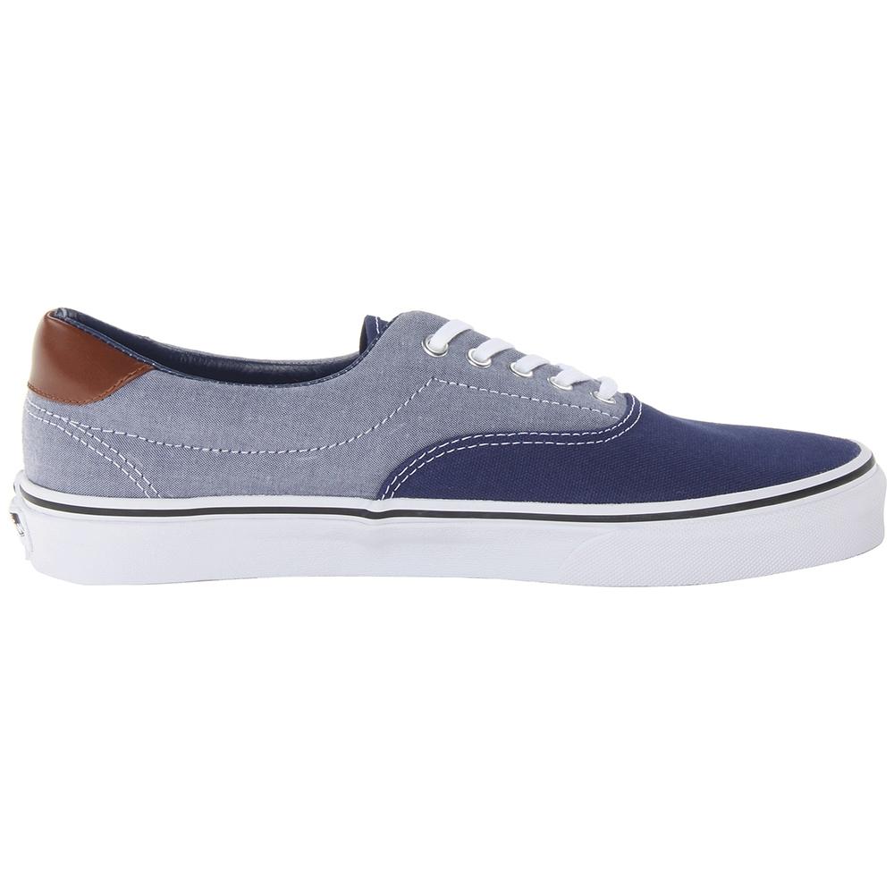 Vans Era 59 Canvas Lacivert Mavi Unisex Ayakkabı