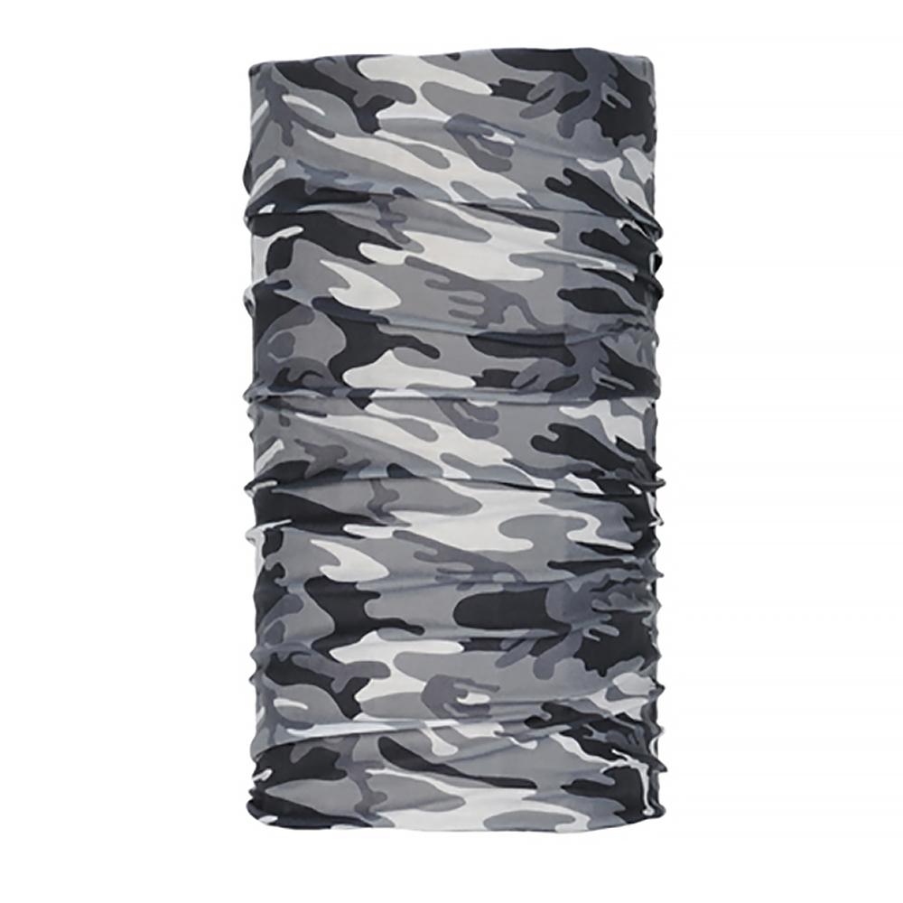 Wind İspanya Üretimi Camouflage Black Teknik Bandana Wd1171