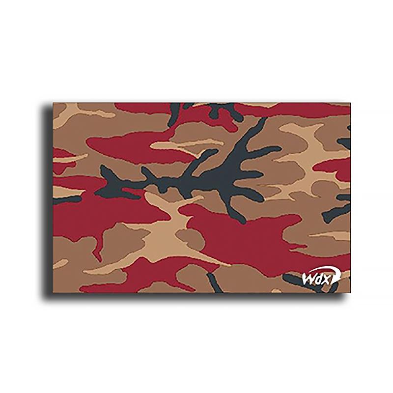 Wind Camouflage Red Saç Bandı Wd13169