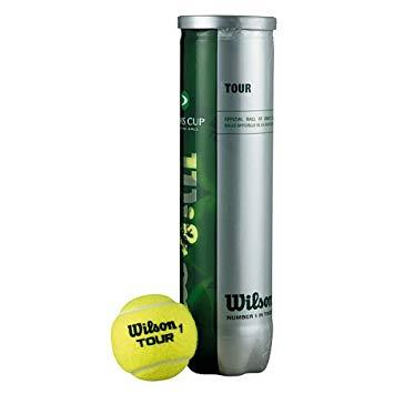 Wrt 106000 3 Lü Tour Davıs Cup Ten Topu Wrt106000