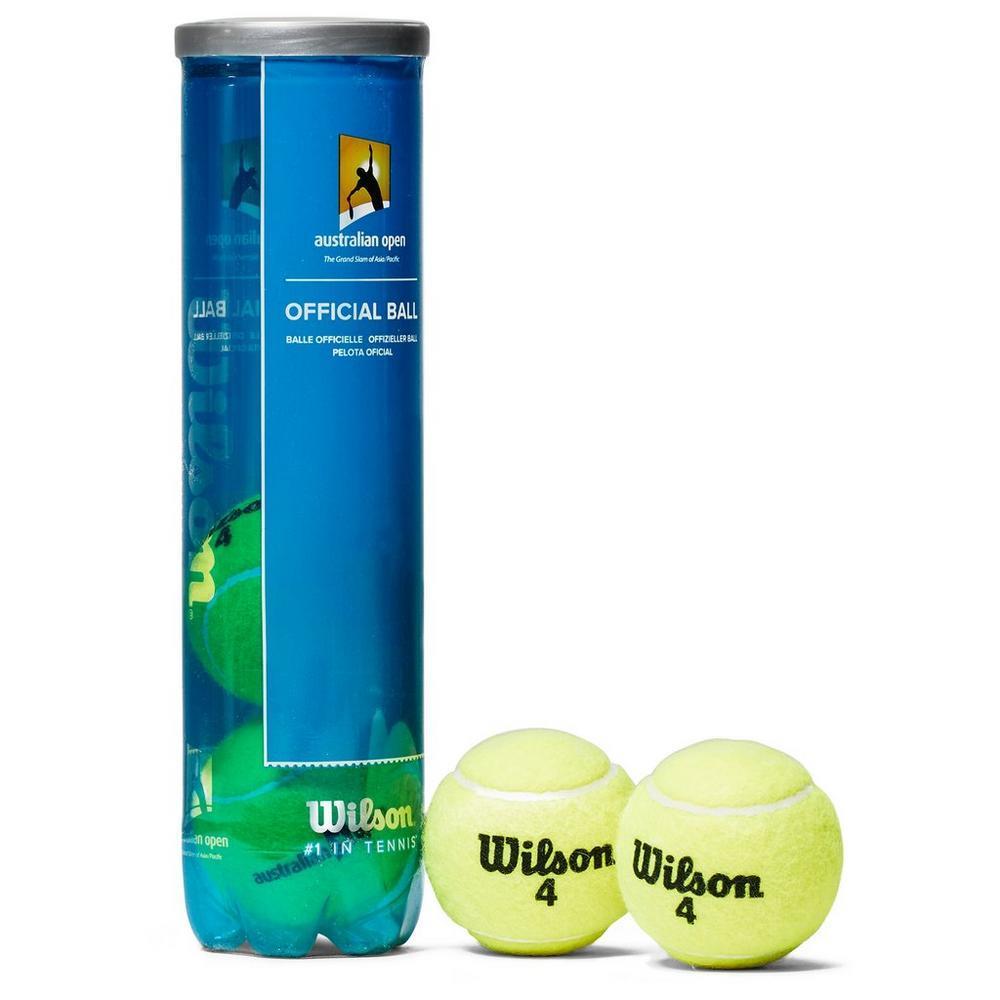 Wrt 113000 4 Lü Australıan Open Tenis Topu
